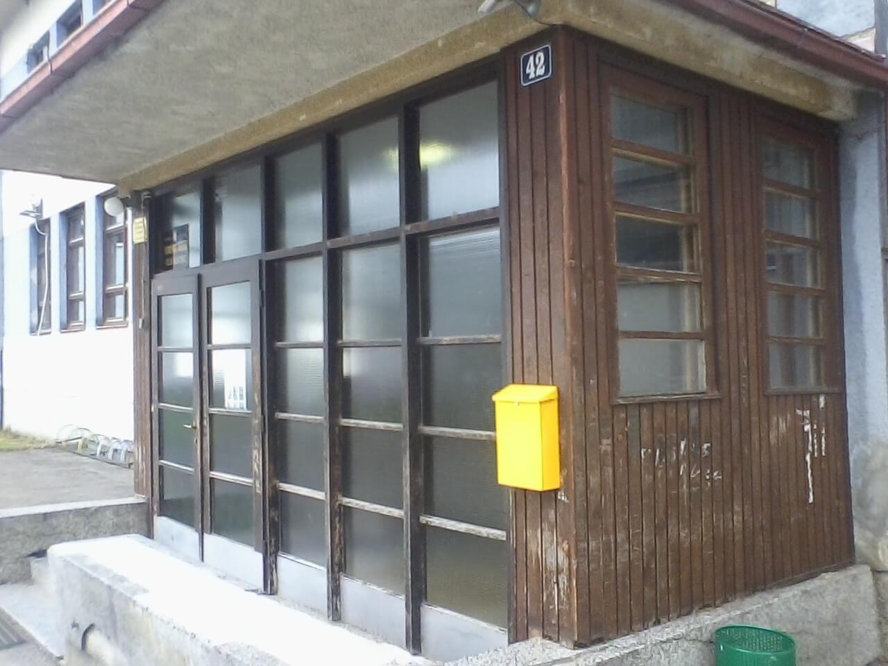obnova škole stolarija kalj